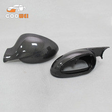 High quality carbon fiber mirror cover car door mirror for Porsche 997 replacement style