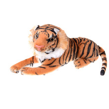25cm Small cute plush tiger toys lovely stuffed doll Animal pillow Children Kids birthday gift New hot selling