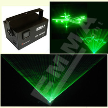 500MW Green ILDA disco party laser/ DMX control laser show system(China)