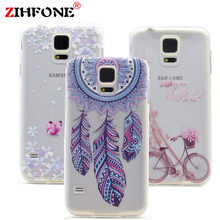 Soft TPU Silicone Case For Hoesje Samsung Galaxy S5 Mini Case Cover Samsung S5 Mini Cover Case For Samsung Galaxy S5 Mini Capa