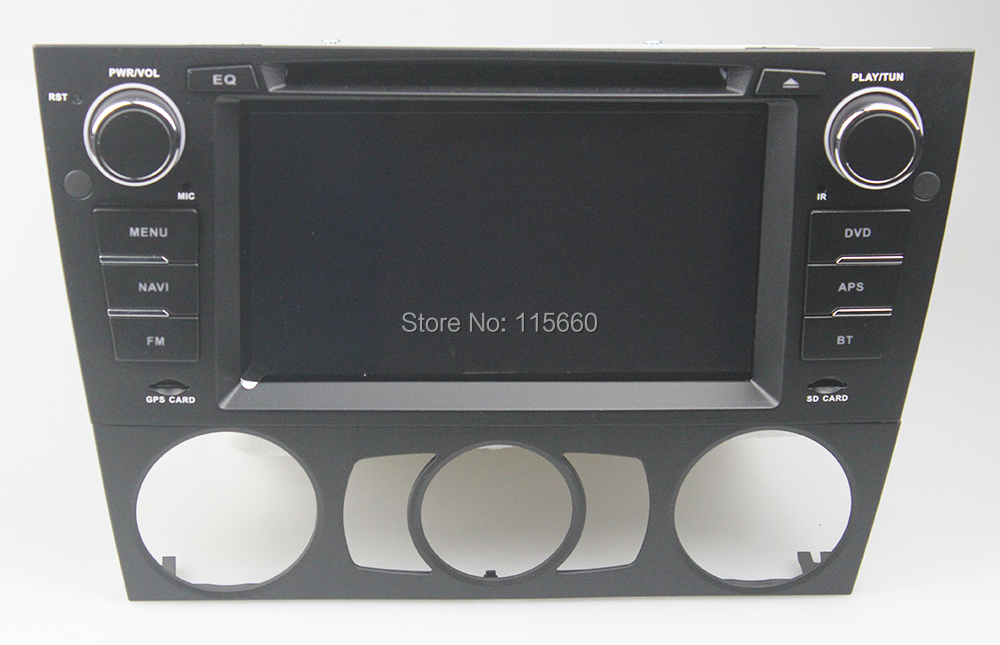 Car DVD GPS for BMW 3 E90 E91 E92 E93 A1