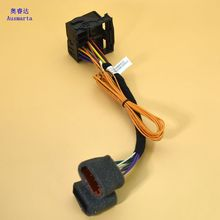 VW CD Player RNS510 RCD310 RCD510 RNS315 CAN BUS Adapter Cable Converter Wire(China)