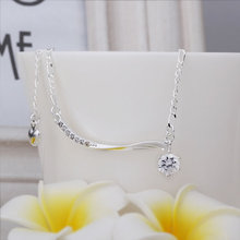 New Arrival!!Wholesale Sterling 925 Silver Anklets,925 Silver Fashion Jewelry,Hanging Hexagon Star Anklets A012