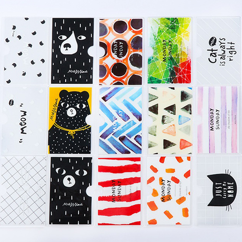 2018 Styles Fashion Korea Style 3D Passport Holder PVC Travel Passport Cover Case,6.4*9.4cm Card & ID Holders Mini  1 Pcs