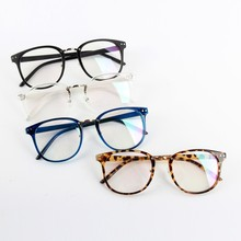 Fashion Eyeglasses Frames Eye wear Plain Glass Spectacle Frame Silicone Optical