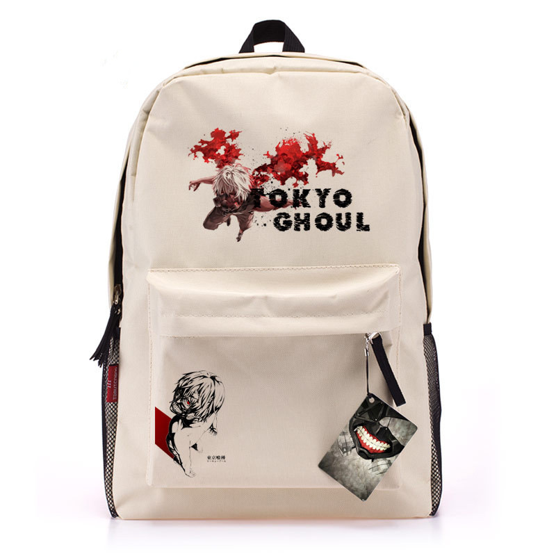 Tokyo Ghouls Unisex Trend Fashion Backpacks 2015 Mens Backpacks Mochilas Womens Traveling Daily Backpack Free Shipping<br><br>Aliexpress