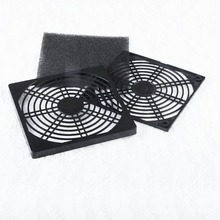 YCDC 5pcs Cheaper Dustproof 40mm 60mm 80mm 90mm Case Fan Dust Filter Guard Grill Protector Cover PC Computer Wholesale Store(China)