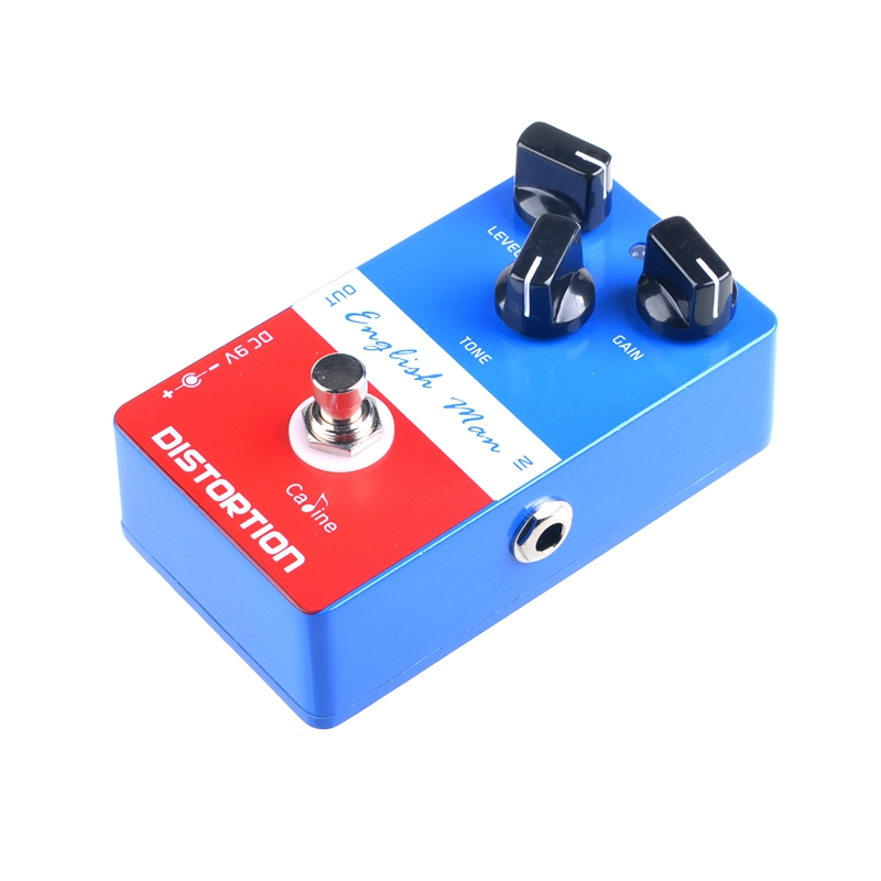 CP-14 English Man Caline Distortion Guitar Effects Effect Pedal Pedal Guitar Pedal High Frequency CP14 English Man<br><br>Aliexpress