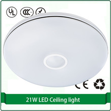 1 pieces 400mm 21Watt 400mm ceiling led lamp ceiling mounted lighting round led ceiling light 21w