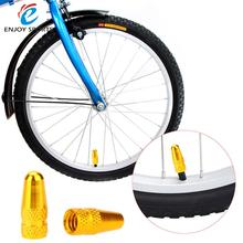 2pcs Aluminium Alloy MTB Bicycle Road Bike Presta Valve Mouth Cover Tyre Wheel Rims Stem Air Valve Dust Cap