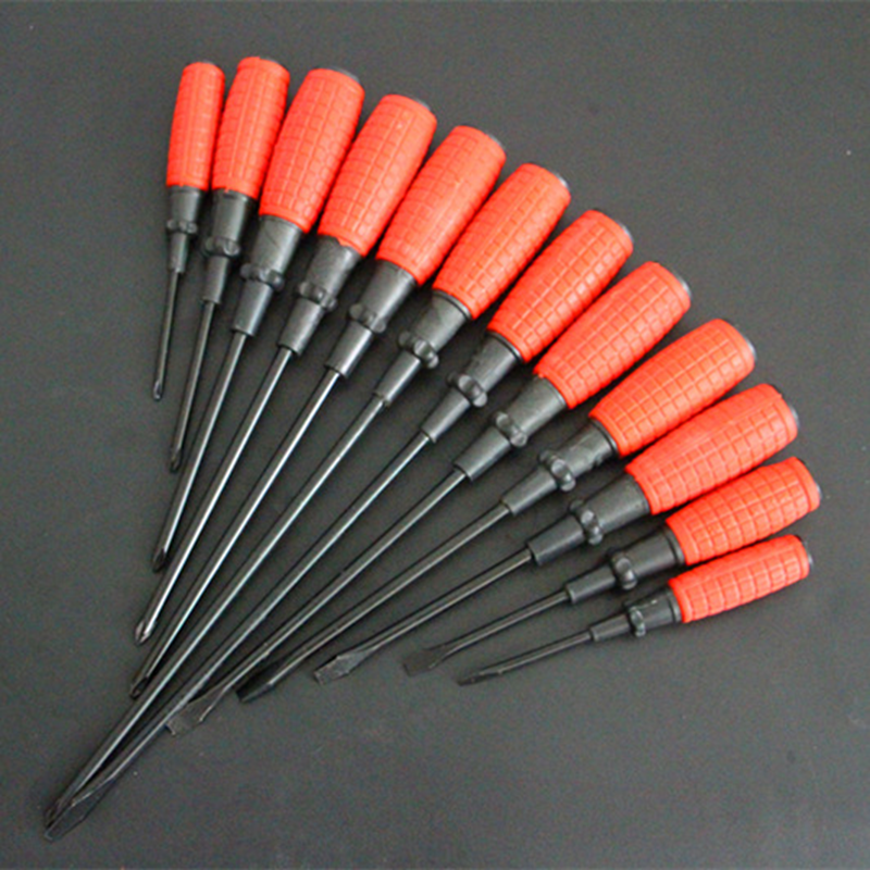 45 # Steel Corn Styling Handle Magnetic Screwdriver High Quality Steel Phillips Multi-Function Screwdriver Set