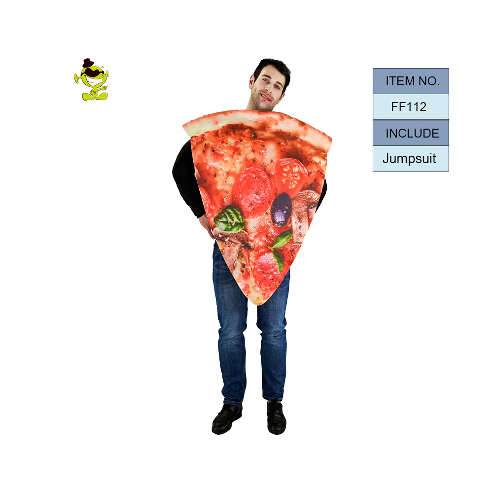 2018 New Pizza Costumes