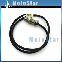 3 Pins Wire 60cm Speedometer Sensor Speed Meter For Engine 200cc 250cc Chinese ATV Quad 4 Wheeler