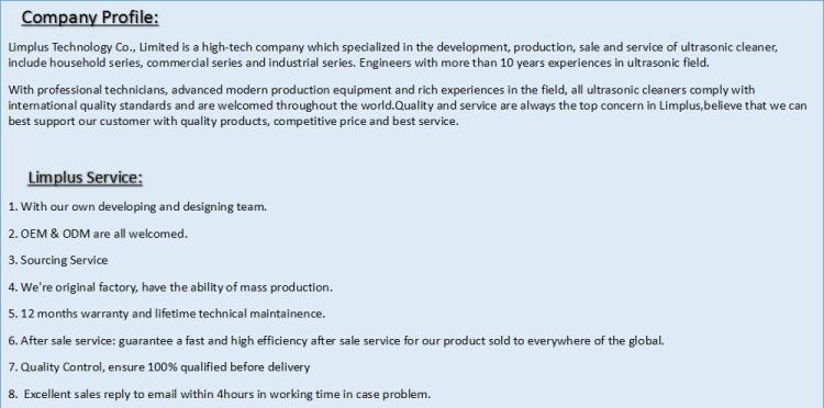 limplus company profile