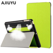 "AJIUYU For Apple iPad mini 3 2 1 Case Protective Smart cover Protector Leather PU Tablet For iPad mini3 mini2 Sleeve cases 7.9""(China)"