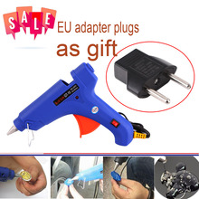 Sale 100w 100v-240v PDR Tools For Dent Removal Paintless Dent Repair Tools Set Hot Melt Glue Gun with EU adapter plugs as gift