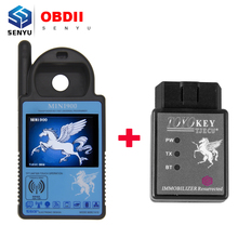 Mini ND900 CN900 Key Programmer Key Copier for 46/4C/4D/42/46/48 /72G Chip + TOYO KEY OBD II KEY PRO Support for Toyota G & H