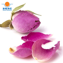 Free shipping Chinese herb tea  organic dried France pink rose tea&pink meigui rose tea