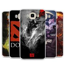dota 2 design Cell Phone Case Cover for Samsung Galaxy J1 J2 J3 J5 J7 C5 C7 C9 E5 E7 2016 2017 Prime