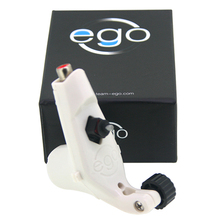 White New Style BEZ LITTLE EGO V2 Rotary Tattoo Machine Lightweight Permanent Makeup Tattoo Machine Shader Liner Free Shipping(China)