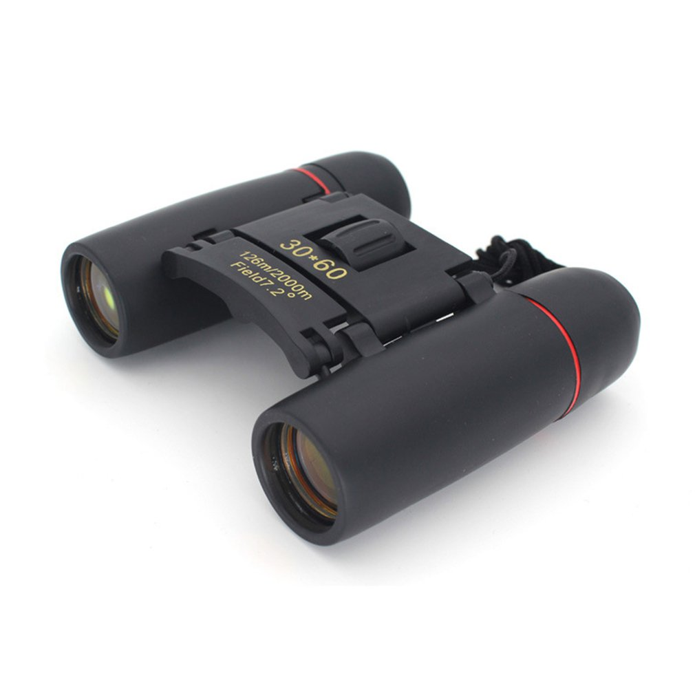 Portable Day Night Vision HD Binoculars 30 x 60 Zoom Telescope Outdoor Travel Hunting Camping Folding Telescope Hot Dropshipping