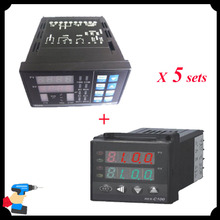 The Hight Quality 5 Sets PC410 with RS232 Communication Module & REX-C100 Tempereature Controller for IR6000 BGA Rework Station