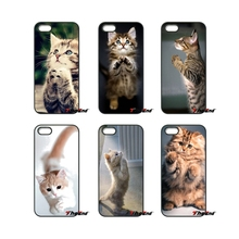 Pretty Praying Kittens Cats Print Phone Case Cover For HTC One M7 M8 M9 A9 Desire 626 816 820 830 Google Pixel XL One plus X 2 3