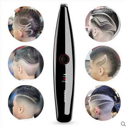 New Hair Clipper Barber scissors carved carving tools  Rechargeable Hair Trimmer Adult Children modeling stencil lettering<br>