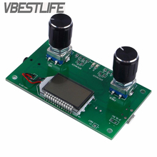 VBESTLIFE DSP PLL Digital Stereo FM Radio Receiver Module 87-108MHz With Serial Control Frequency Range 50Hz-18KHz Free Shipping(China)