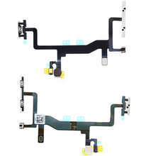 "NEW Power Button Ribbon Light Sensor Power Switch On/Off Flex Cable Replacement part for iPhone 5 5S 5C 6 6S plus 4.7"" 5.5"""