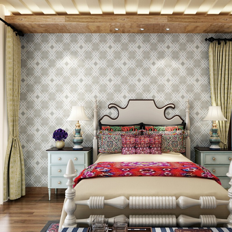 Beibehang wallpaper Mediterranean style wallpaper bedroom living room children room TV background wallpaper papel de parede 3d<br>