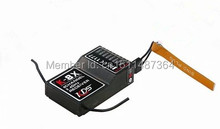 Free Shipping F02052 KDS K-8X 2.4G 8 Channel 8Ch Receiver with Bind Plug For K-7xII Radio Control