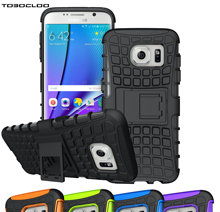 TOBOCLOO Heavy Duty Armor Slim Case For Samsung Galaxy S3 S4 S5 S6 S7 edge S8 Plus A3 A5 A7 2016 2017 J5 J7 Prime J1 J3 Cover