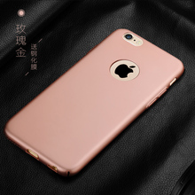 "100% Original Brand New Cover For iPhone 6 6s Plus 5.5"" hard pc case for iphone 6s plus back cover New Generation Matte Case"