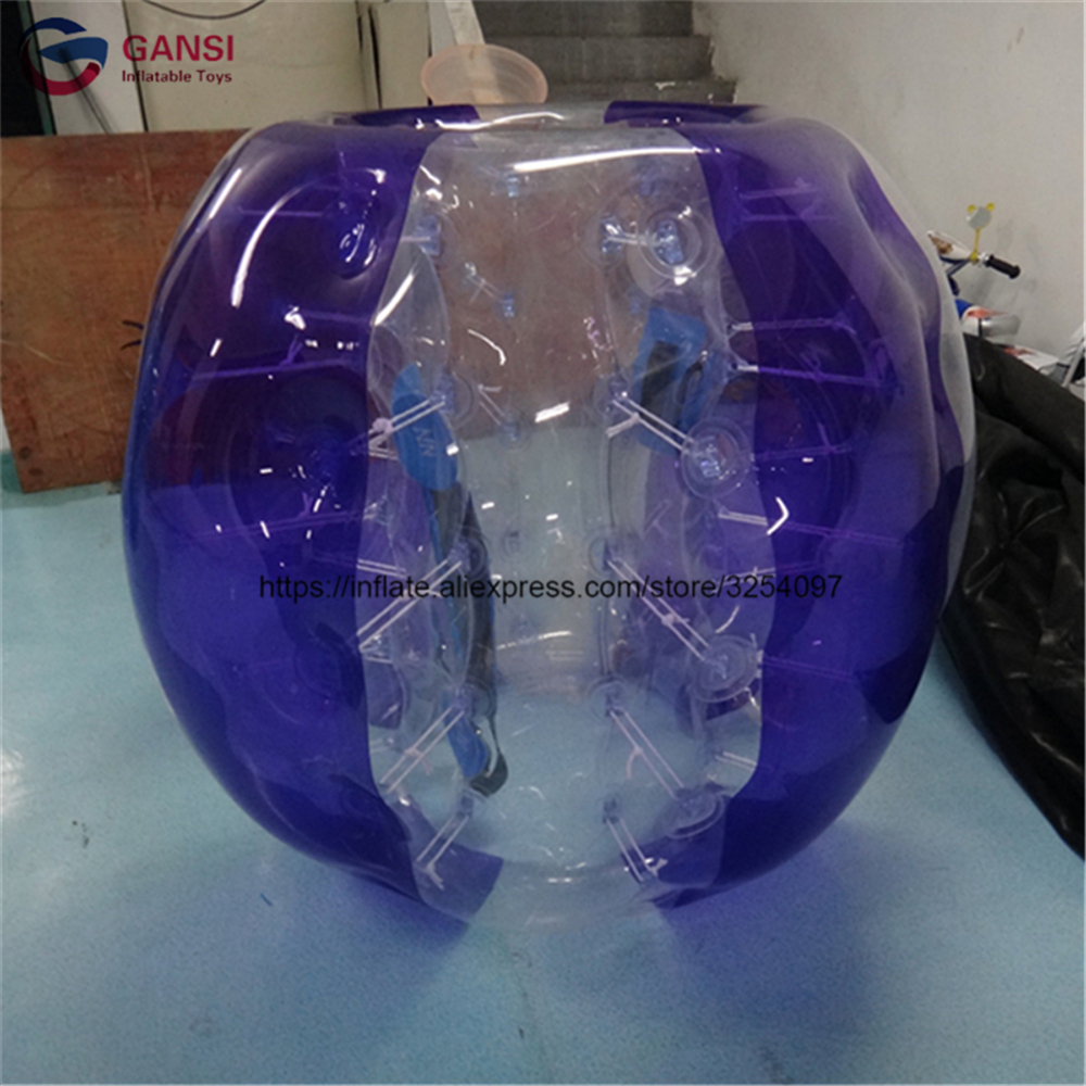 inflatable bubble ball84