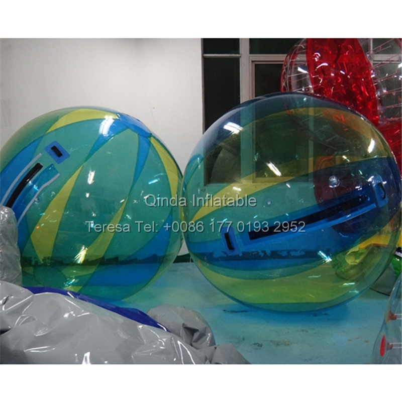 inflatable water trampoline bed(3)