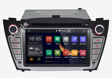 Andriod 5.1.1 Car GPS DVD Head Unit Navigation for Hyundai ix35 Tucson 2010-2014 with Wifi Radio Audio Video Player