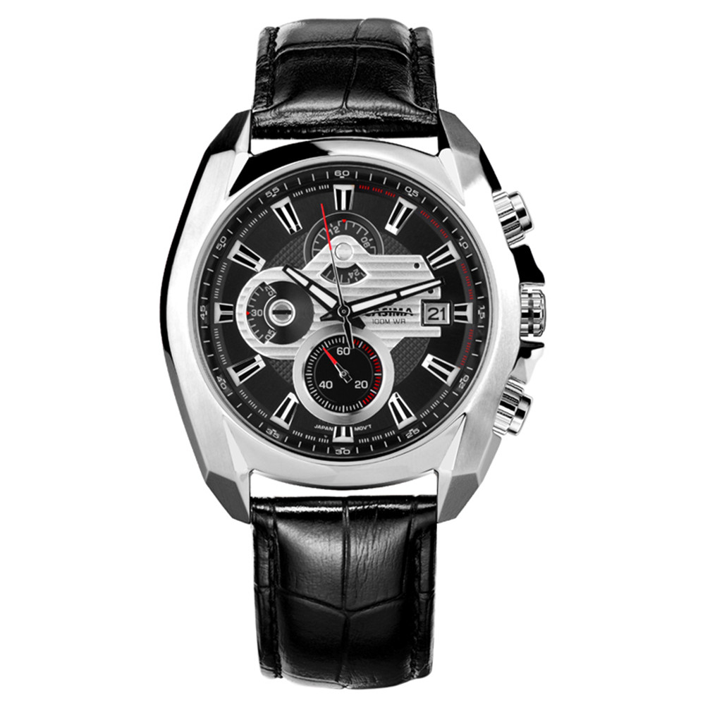 CASIMA Luxury brand sports watches men quartz wrist watch Fashion luminous Relogio Masculino waterproof 100m 8884<br>