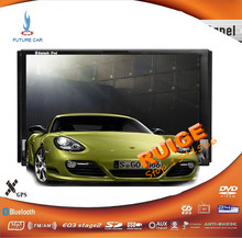 HD Double 2 Din android 7 Inch Car DVD Player In-Dash Stereo Radio iPod Bluetooth USB SD Video Audio Head Unit Auto PC+Camera