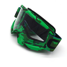 Motocross Off-Road Dirt Bike Downhill Enduro Dustproof Eyewear Motorcycle googles Bike Cross Country Flexible Goggles Tinted UV