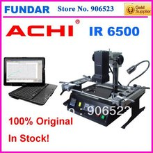 free shipping factory agent ACHI IR6500 BGA Rework Station for PCB Motherboard Repair Upgrade from IR6000(China)