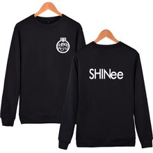 Buy KPOP Shinee Hoodies Pullover Sweatshirt Young Shinee Fans Support Clothing Shinee Menber Name Print Clothes Plus Size 4XL for $12.61 in AliExpress store