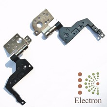 Laptop Hinge Kit Left and Right Hinges for Dell Latitude E5420 Series 8VNG2 97J25 free shipping(China)