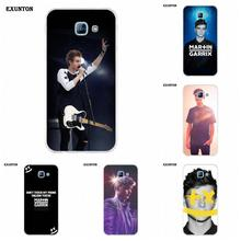 For Galaxy Alpha Core Prime Note 2 3 4 5 S3 S4 S5 S6 S7 S8 mini edge Plus Soft Fashion Cell Phone Case Martin Garrix Dj Produce(China)