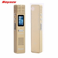 NOYAZU X1 8GB Digital Voice Recorder long time 550 Hours Recording Capacity Mini USB Digital MP3 Player Audio Dictaphone Gifts