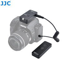 JJC 2.4Ghz Camera Wireless Remote Controller 100M DSLR Control for Canon EOS 1Ds Mark III/EOS 6D Mark II/EOS 5D Mark IV(China)