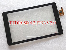 High quality Tablet touch FOR Dell T02D Venue 8 3830 digitzer touch screen repair panel glass replacement