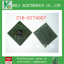 Free Shipping 1PCS  ATI 216-0774007 216 0774007 Chipset With Balls IC chip refurbished