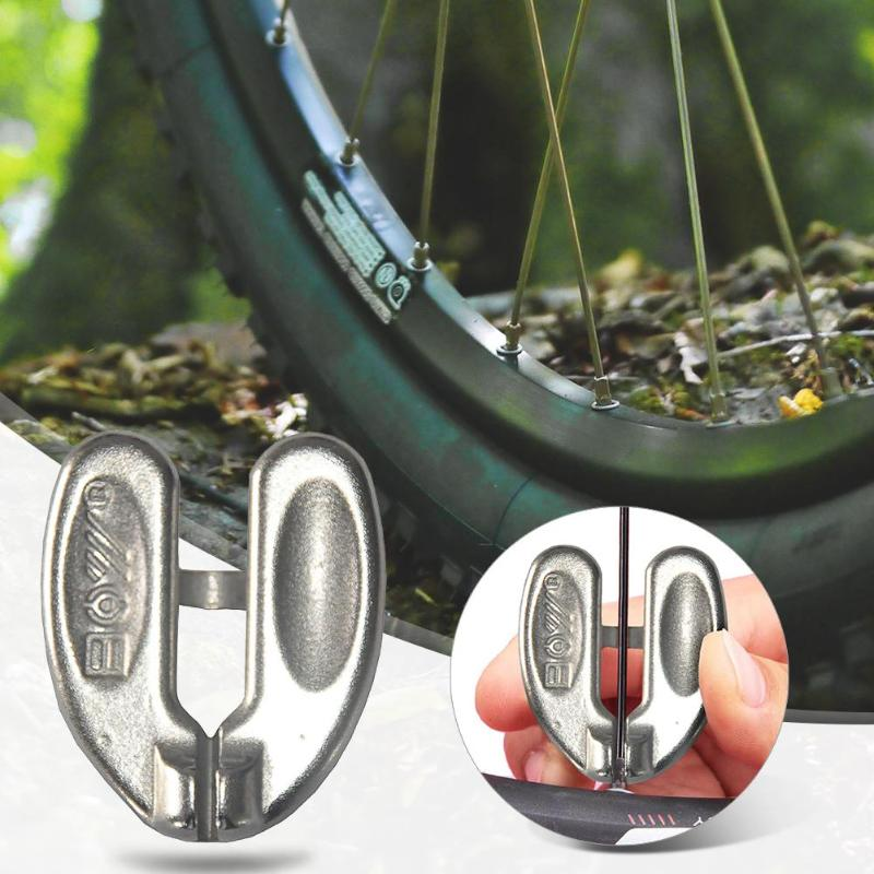 Portable Carbon Steel Bicycle Wheel Spoke Wrench Spanner Bike Repair Tools New