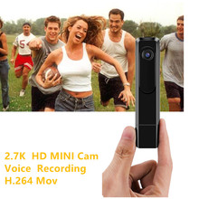 Mini Camera 2.7K 30fps Mini DV 1080P Full HD 60fps Voice Recorder Pen Micro Body Camara DVR Video Camera C18